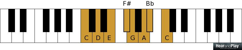 A Lesson On Blues Music Scales, Chords, And Chord